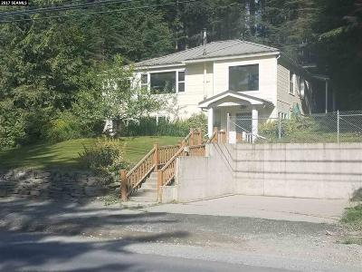 Juneau Single Family Home For Sale: 11480 Glacier Highway