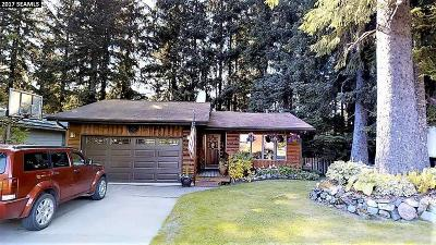 Juneau AK Single Family Home For Sale: $374,000