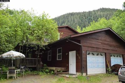 Juneau AK Single Family Home For Sale: $498,000