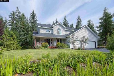 Juneau Single Family Home For Sale: 9152 Black Wolf Way