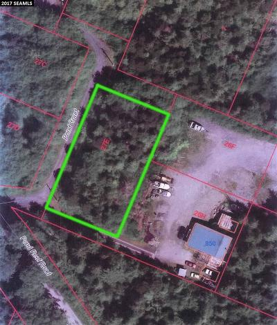 Ketchikan Residential Lots & Land For Sale: Lot 27e Pond Court Road