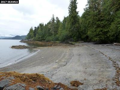 Ketchikan Residential Lots & Land For Sale: Tract D N Tongass Hwy.