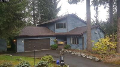 Juneau AK Single Family Home For Sale: $510,000