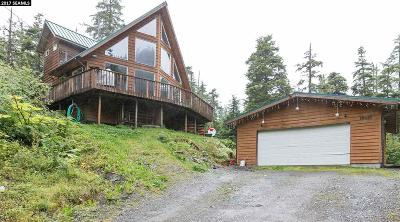 Juneau AK Single Family Home For Sale: $402,000