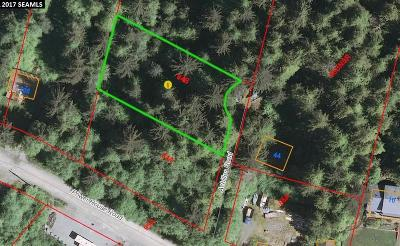 Ketchikan Residential Lots & Land For Sale: Lot 84b Achilles Road