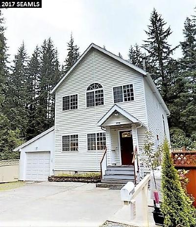 Single Family Home For Sale: 3001 Tongass Blvd.
