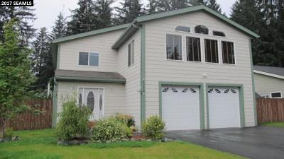 Juneau Single Family Home For Sale: 4930 Steelhead Street