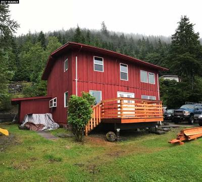 Ketchikan Single Family Home For Sale: 2308 Fourth Avenue