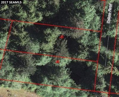 Ketchikan Residential Lots & Land For Sale: Delano Road