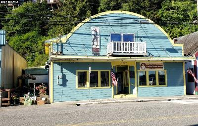 Ketchikan Commercial For Sale: 1630 Tongass Avenue