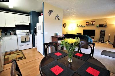 Juneau Condo/Townhouse For Sale: 3345 Tongass Blvd.