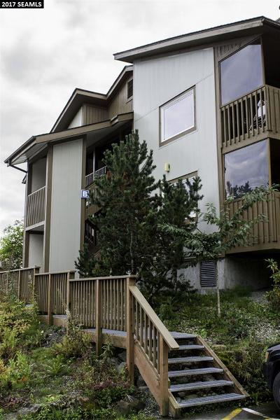 Juneau Condo/Townhouse For Sale: 12175 Glacier Highway
