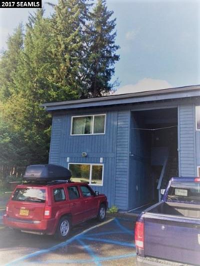 Condo/Townhouse For Sale: 3335 Tongass Blvd.