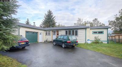 Juneau Single Family Home For Sale: 8924 Birch Lane