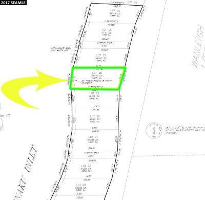 Residential Lots & Land For Sale: Lot 28 Wadleigh Island