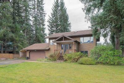 Juneau Single Family Home For Sale: 9253 Gee Street