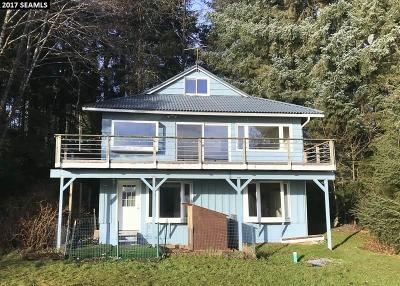 Juneau Single Family Home For Sale: 12005 Glacier Highway