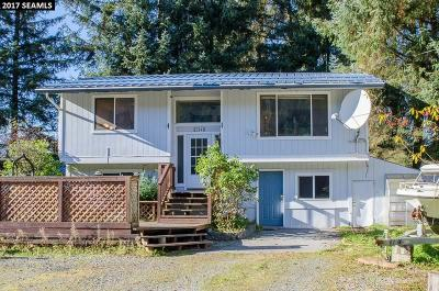 Juneau Single Family Home For Sale: 3940 Diane Road