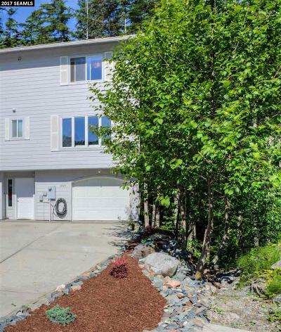 Juneau Borough Attached For Sale: 2243 Great Western Street
