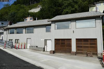 Ketchikan Single Family Home For Sale: 1462 Water Street