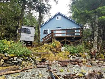 Single Family Home For Sale: 1432 E Tongass Narrows