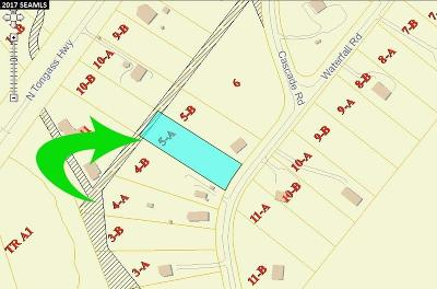 Ketchikan Residential Lots & Land For Sale: Lot 5a Waterfall Road