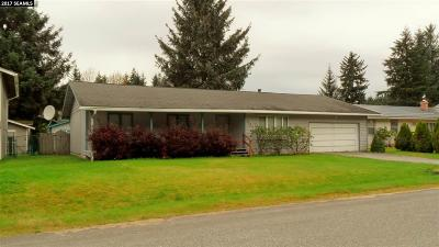 Juneau AK Single Family Home For Sale: $336,000