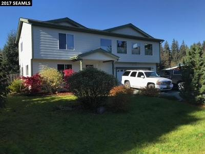 Juneau Single Family Home For Sale: 3785 Killewich Drive