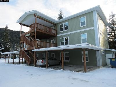 Juneau Condo/Townhouse For Sale: 3235 Bresee Street