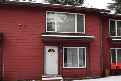 Juneau Borough Condo/Townhouse For Sale: 9188 James Boulevard