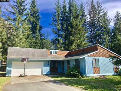 Juneau Borough Single Family Home For Sale: 4005 Diane Road