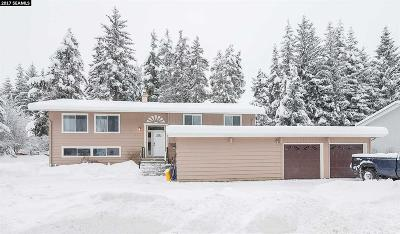 Juneau Single Family Home For Sale: 9001 Firndale Street