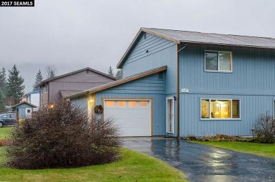 Juneau Borough Attached For Sale: 4452 Julep Street