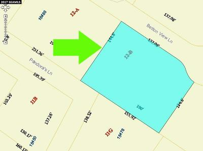Ketchikan Residential Lots & Land For Sale: 15492 Betton View Lane