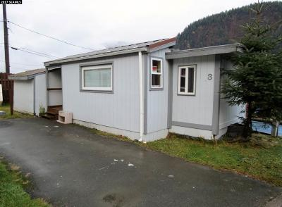 Juneau Borough Mobile Home For Sale: 5010 Douglas Highway