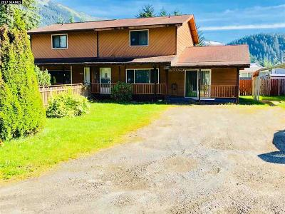 Juneau Single Family Home For Sale: 5850 Lemon Street