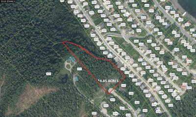 Juneau Borough Residential Lots & Land For Sale: Nhn Goodwin Road