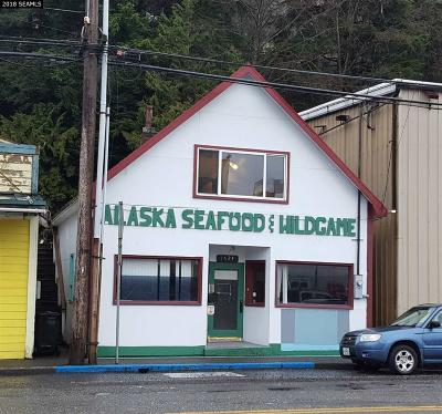 Ketchikan Commercial For Sale: 1624 Tongass Avenue