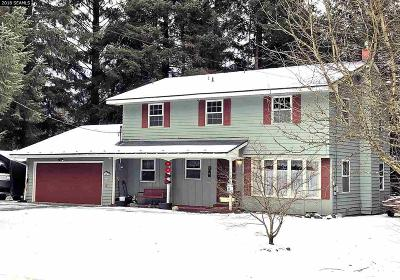 Single Family Home For Sale: 5933 Pine Street