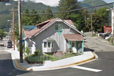 Juneau Borough Multi Family Home For Sale: 332 West 12 Street