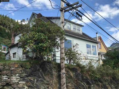 Ketchikan Single Family Home For Sale: 1226 Water Street