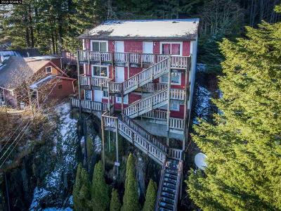Ketchikan Multi Family Home For Sale: 659 Grant Street