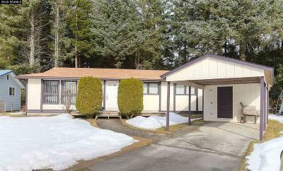 Juneau Borough Single Family Home For Sale: 9156 Jerry Drive