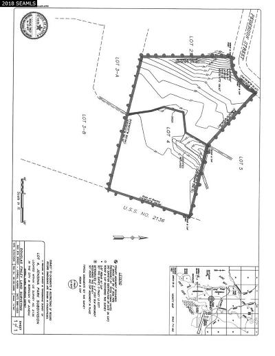 Juneau Residential Lots & Land For Sale: Nhn Pederson Street