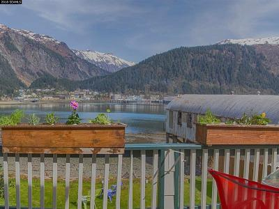 Juneau AK Single Family Home For Sale: $1,200,000