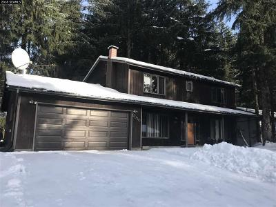 Juneau Borough Single Family Home For Sale: 9010 Firndale Street