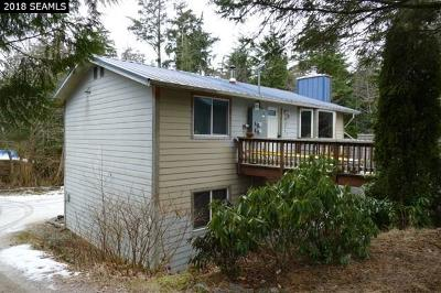 Ketchikan Multi Family Home For Sale: 10353 N Tongass Hwy.