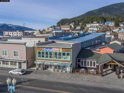 Ketchikan Commercial For Sale: 422/424 Mission Street