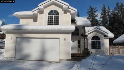 jun Single Family Home For Sale: 9806 Lone Wolf Drive