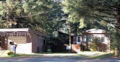 Juneau Borough Mobile Home For Sale: 1943 Lemon Creek Road